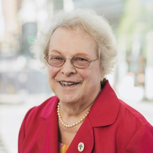 Sister Vicki Vondeberger