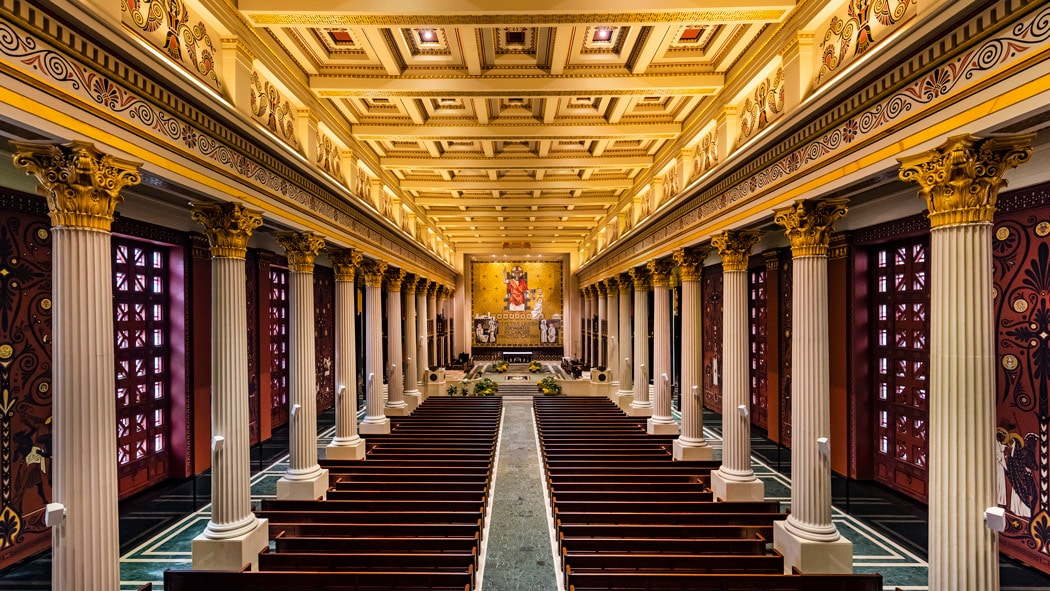 Cathedral Basilica of Saint Peter in Chains